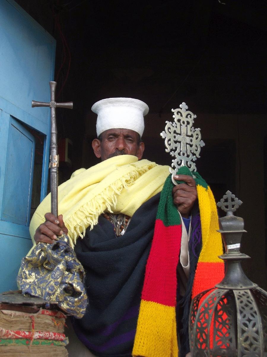 Voyage Séjour Trekking et randonnée, Road Trip en Ethiopie. Visite d'Axum. Le monastère St Pantalewon