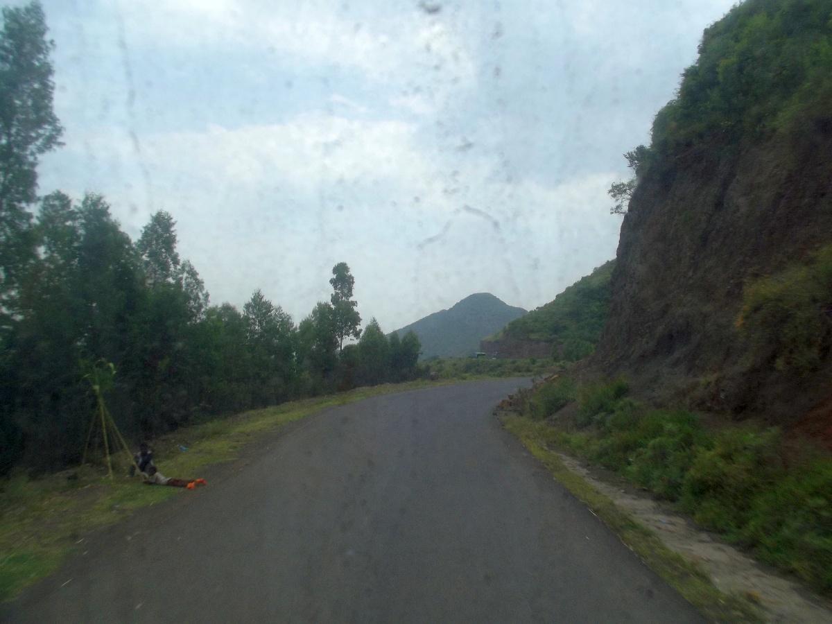 Voyage Séjour Trekking et randonnée, Road Trip en Ethiopie, route d'Addis Abeba vers le Tigré en autocar
