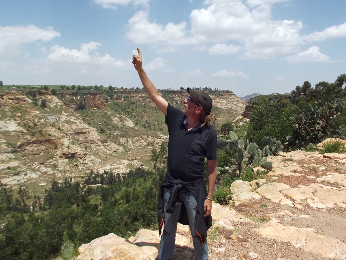 Visite, trek et randonnée à Fastsi en Ethiopie