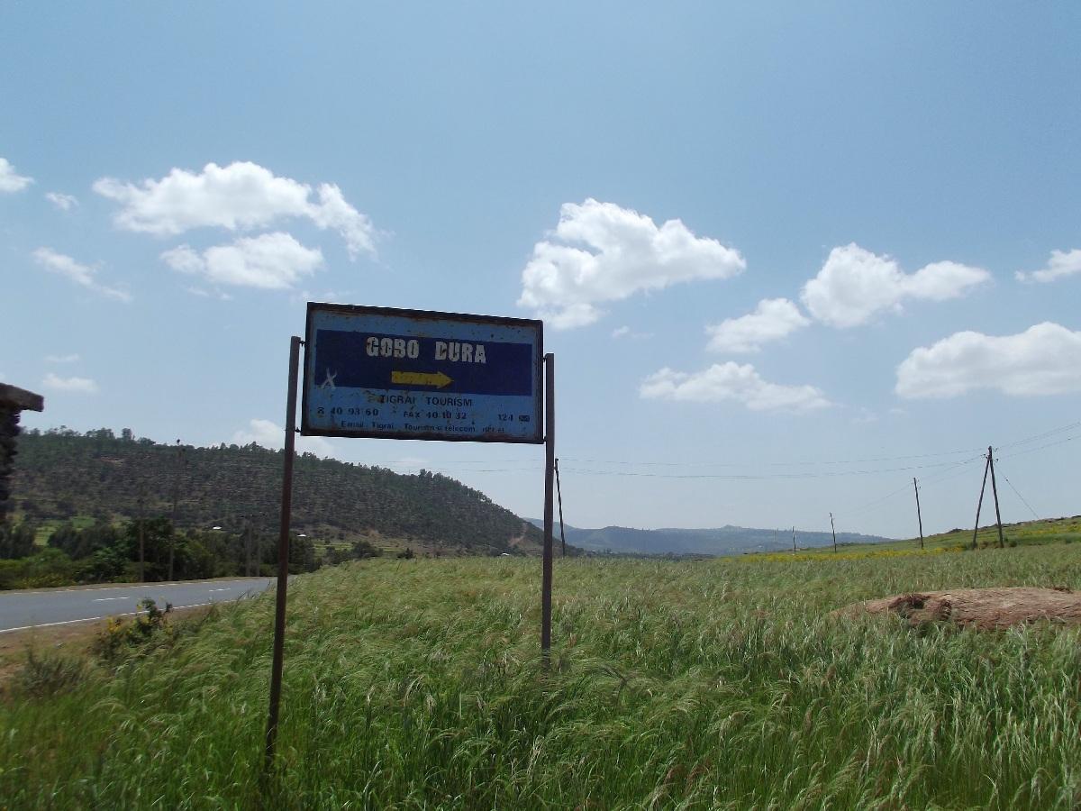 La Forêt de Granit. Trek, randonnée et visite d'Axum en Ethiopie. Autour d'Axum. Gobo Dura, la Forêt de Granit