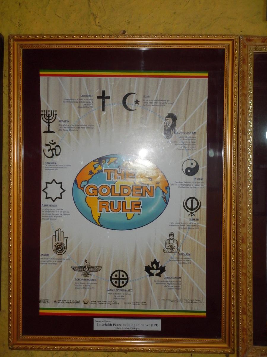 Les règles d'or de la communauté Awra Amba en Ethiopie