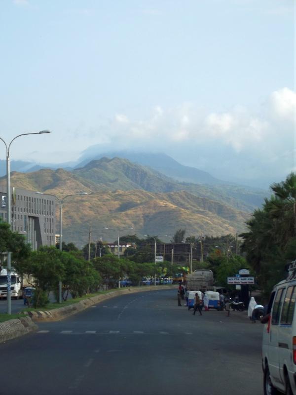 Vers la Vallée de l'Omo en Ethiopie