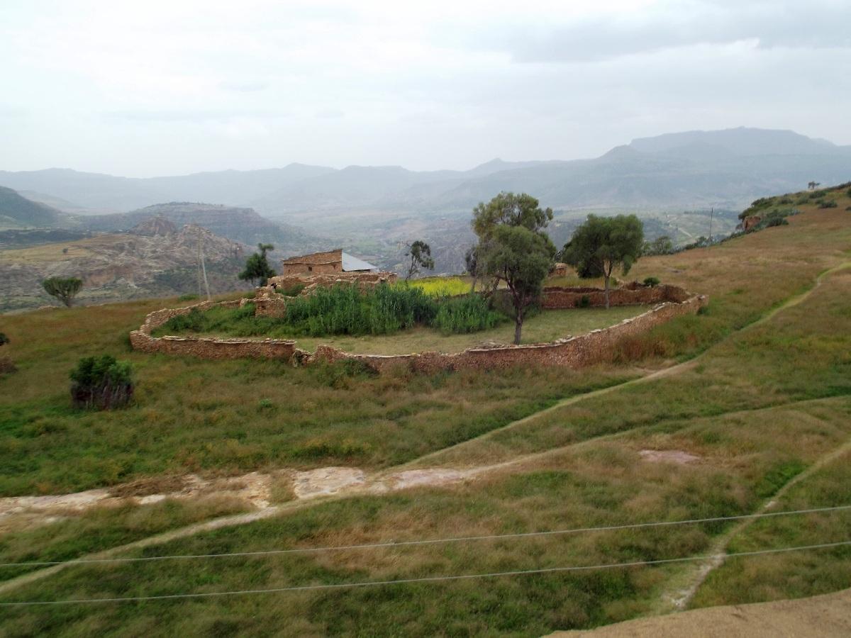 Voyage Séjour Road Trip Visite trekking et randonnée au monastère Debre Damo en Ethiopie.