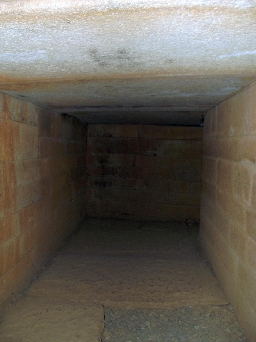 Trek, randonnée et visite d'Axum en Ethiopie. La Tombe du Roi Remhai ou la Tombe de la fausse porte