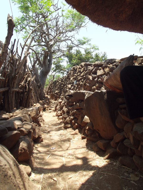 Le Village de Ganolé au Pays Konso. Voyage Séjour Trek Trekking Randonnée Road Trip en Ethiopie Visite de la Vallée de l'Omo en Ethiopie.