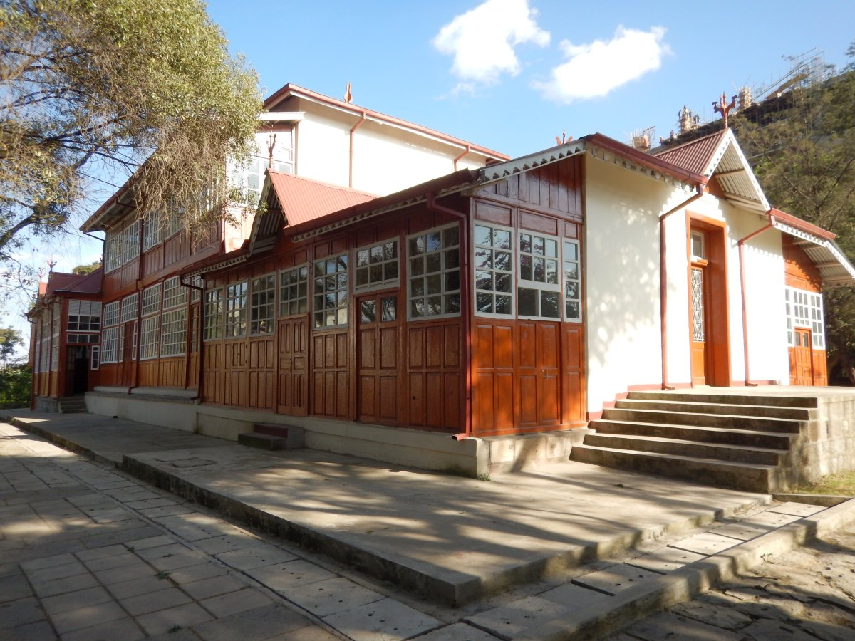 Voyage Séjour Trekking et randonnée, Road trip en Ethiopie.  Région Amhara. Visite du Addis Abeba Muséum en Ethiopie.