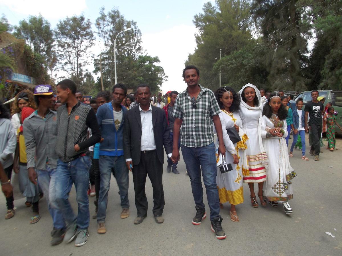 Trek, randonnée et visite d'Adigrat en Ethiopie.