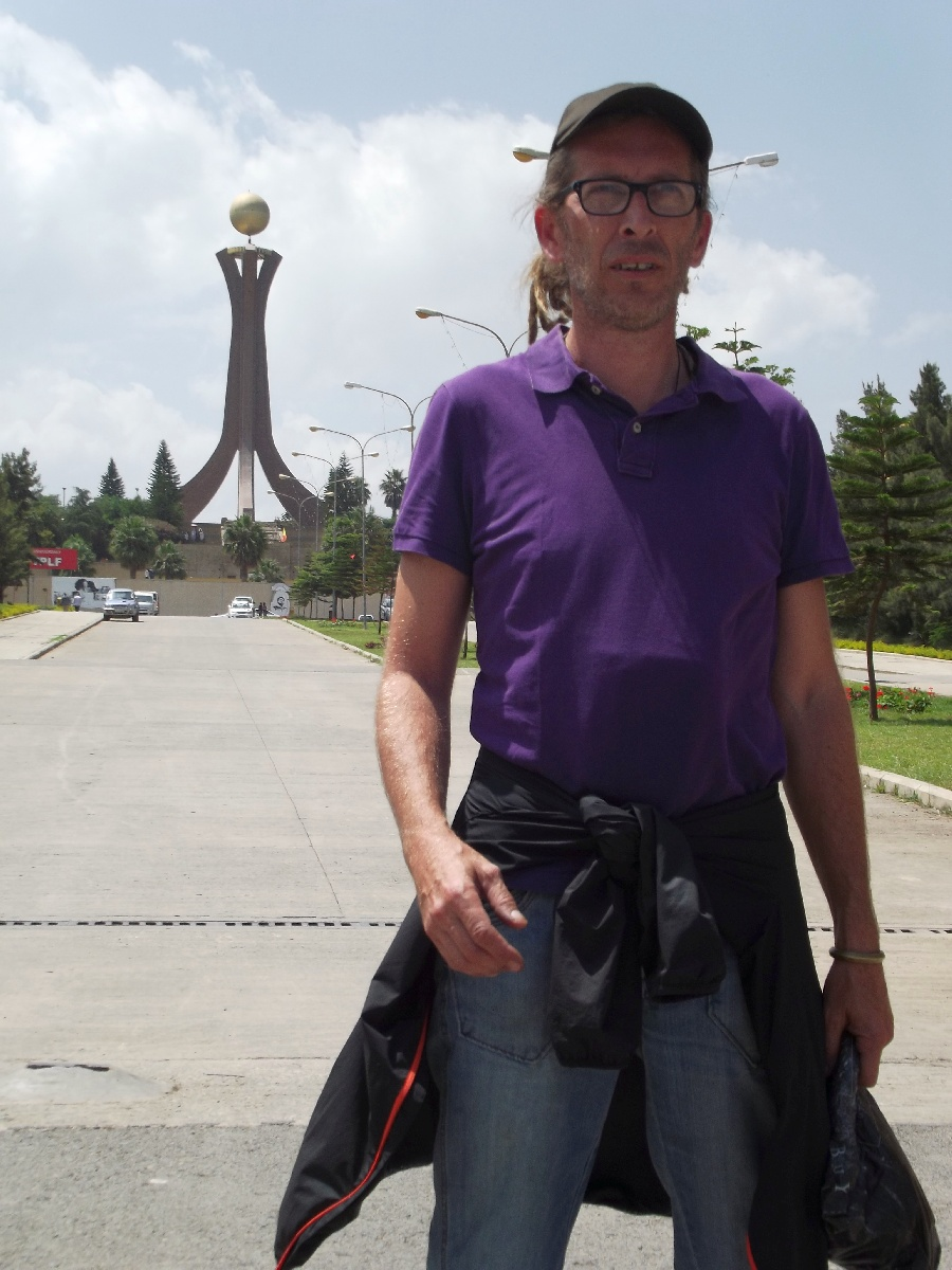 Le mémorial des martyrs tigréens. Visite, trek et randonnée à Mekele en Ethiopie
