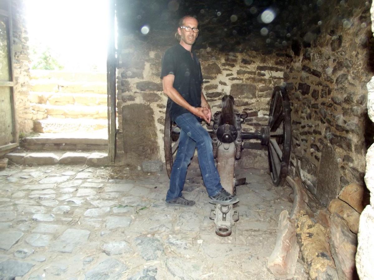 Trek, randonnée et visite d'Axum en Ethiopie.