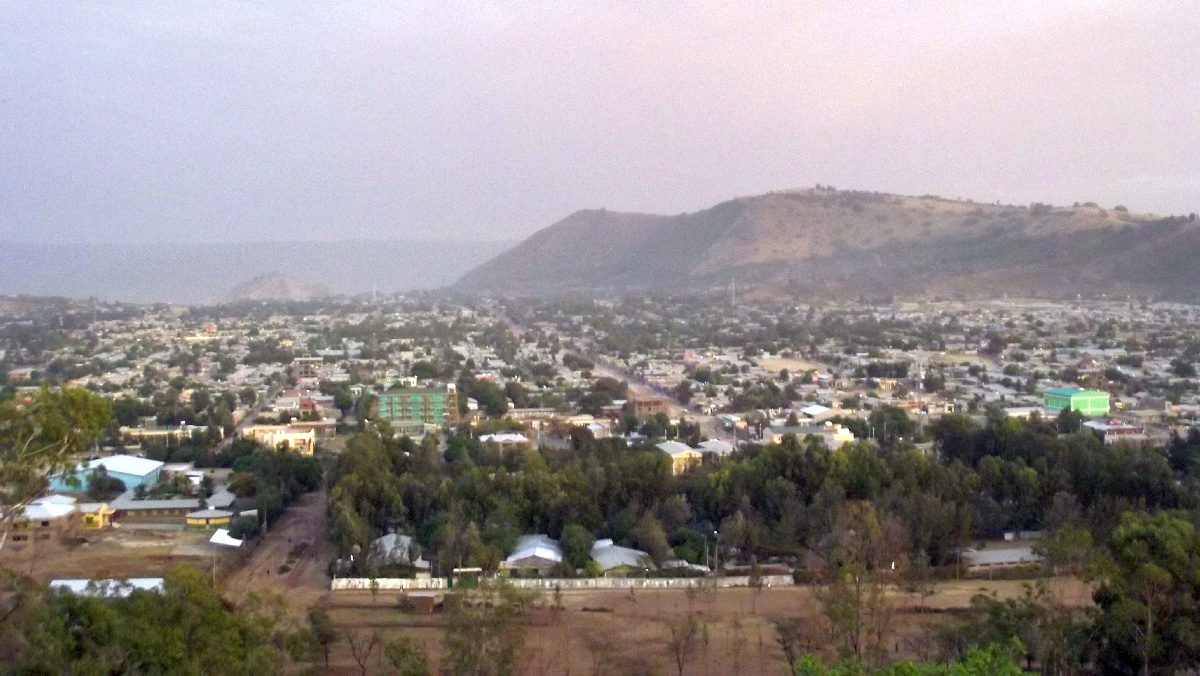 Voyage Séjour Trek Trekking Randonnée Road Trip Visite de la Région Oromia en Ethiopie, la ville Awassa . Le Mont Tabor.
