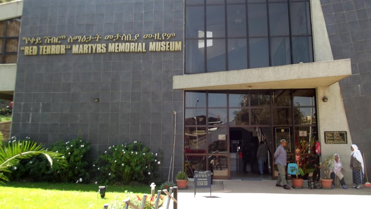 Voyage Séjour Trekking et randonnée, Road trip en Ethiopie.  Région Amhara.Visite du Red Terror Muséum d'Addis Abeba en Ethiopie.