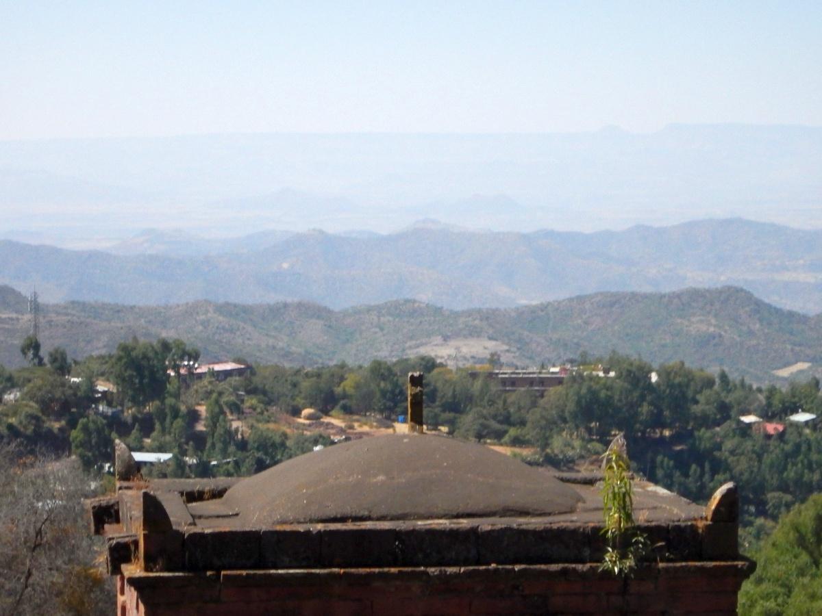 Visite de l'église Selassie de Lalibela en Ethiopie. Trek à  Lalibela Voyage Séjour Trekking Randonnée Road Trip en Ethiopie.