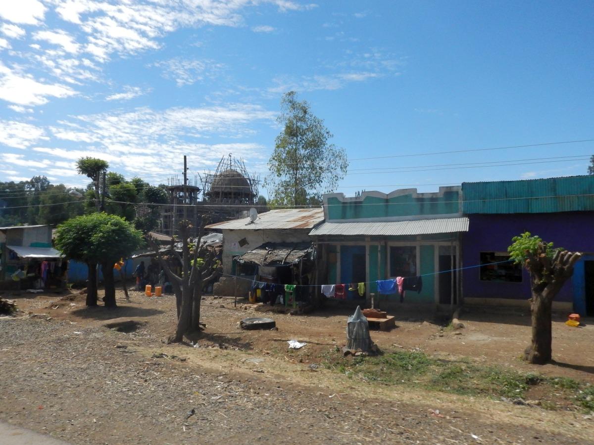 Séjour Voyage Road Trip Trek Trekking Randonnée en Ethiopie. Road trip de Werota à Gondar en Ethiopie