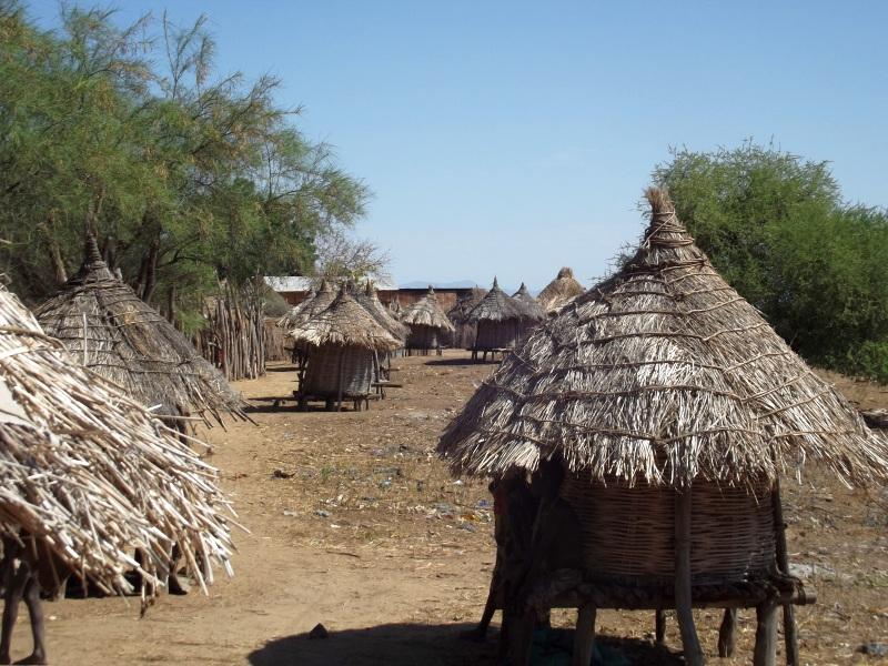 Le Village de Karo à Koltcho