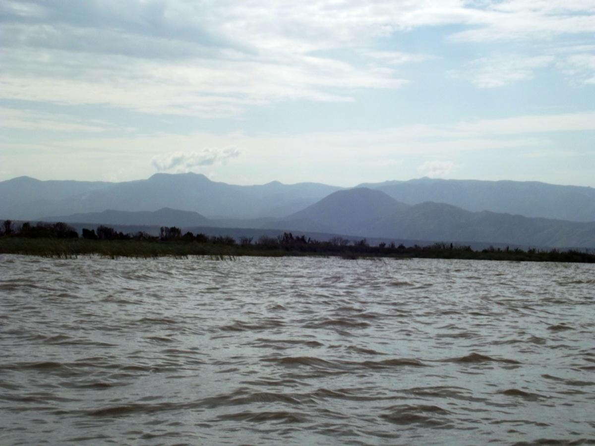 Le Lac Chamo en Ethiopie. Voyage Séjour Trek Trekking Randonnée Road Trip en Ethiopie Visite de la Vallée de l'Omo en Ethiopie.