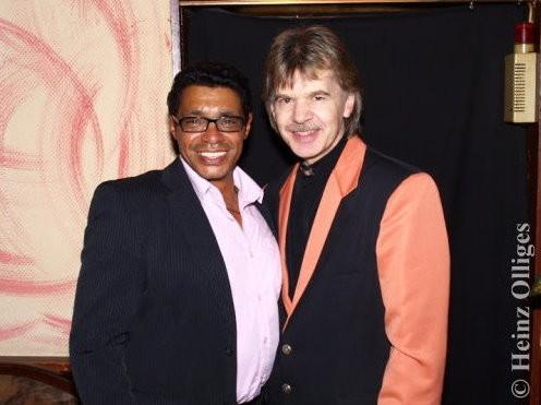 ... mit Andre Parker