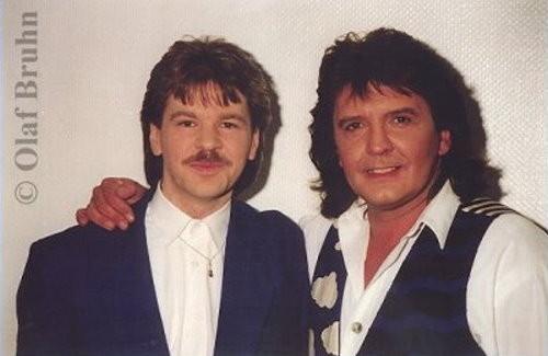 ... mit Bernd Clüver