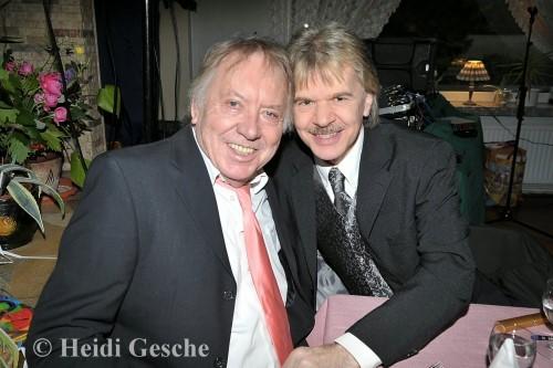 ... mit Werner Böhm alias Gottlieb Wendehals