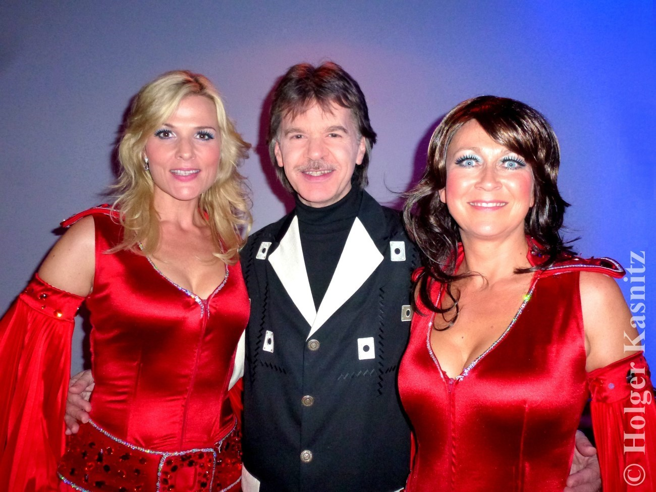 """... mit Barbara Vorbeck & Anja Bublitz (""""Abba Fever"""")"""
