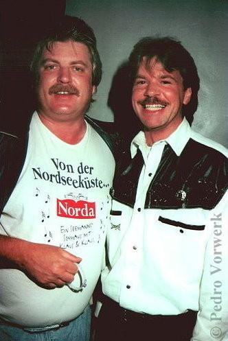 ... mit Klaus Baumgart