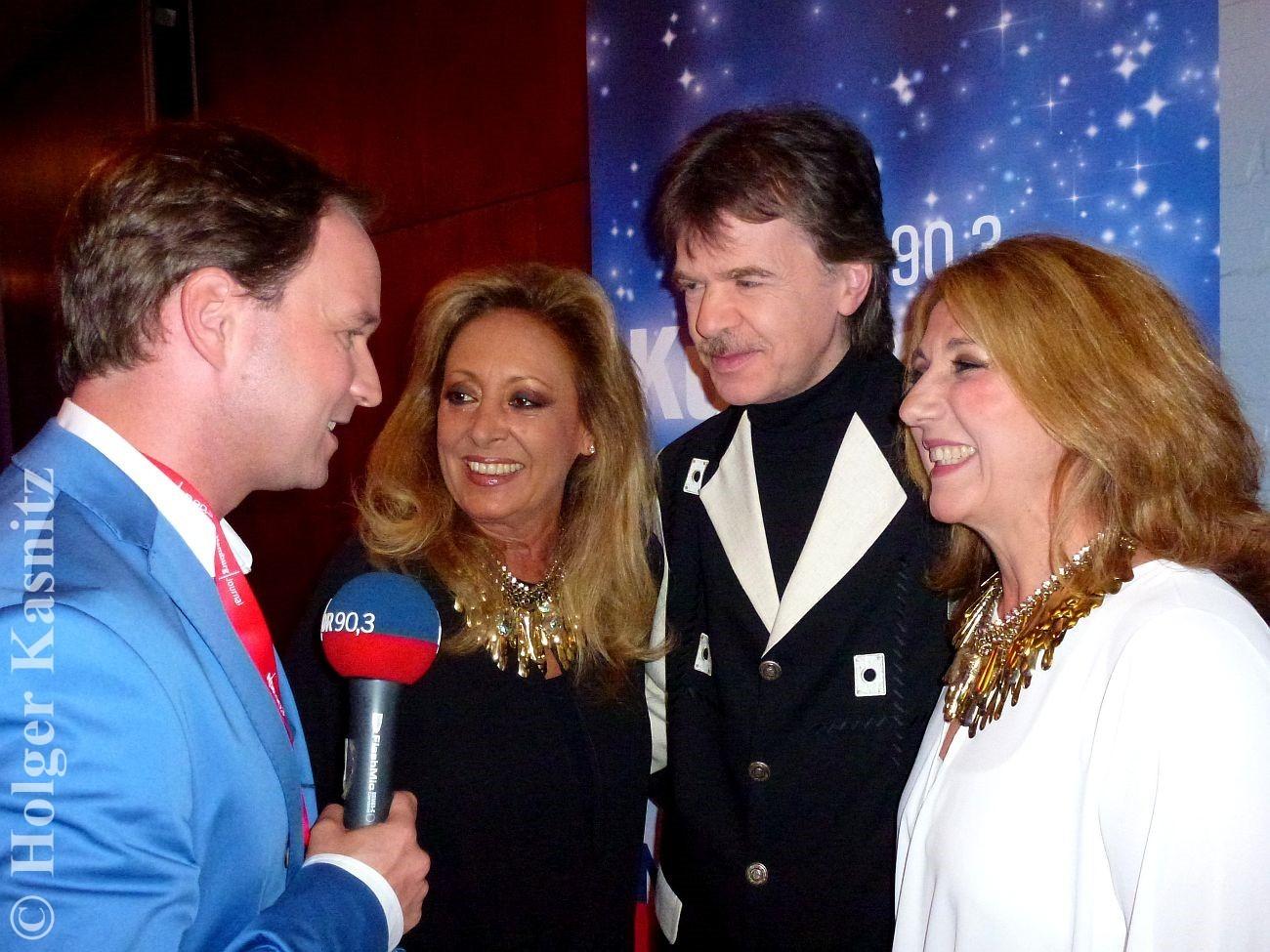 "... mit Baccara und Christian Buhk (""NDR 90,3"")"