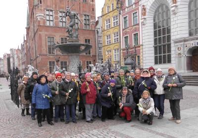 1. Gruppe in Dresden