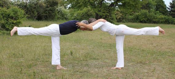 Jutta Vollmer, Gerhard Vollmer, Yogalehrer, Yogakurse