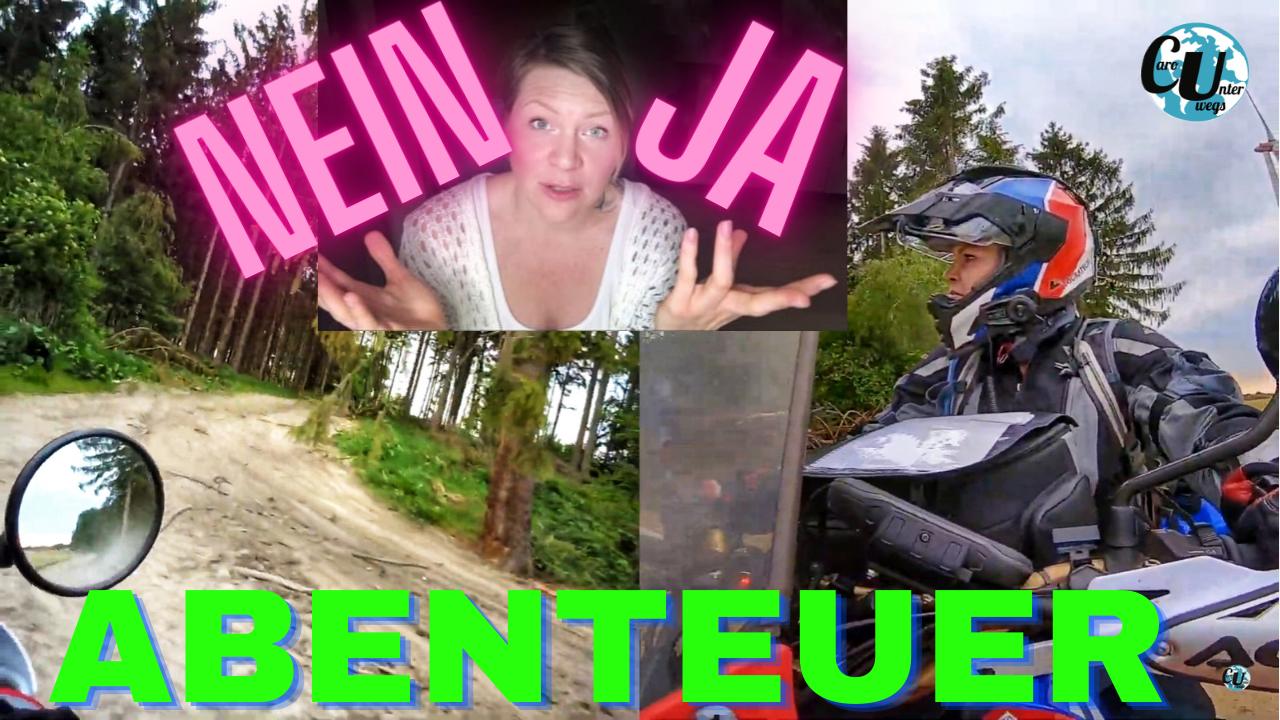 Motorrad Abenteuer - Wo fängt es an? Wo hört es auf?