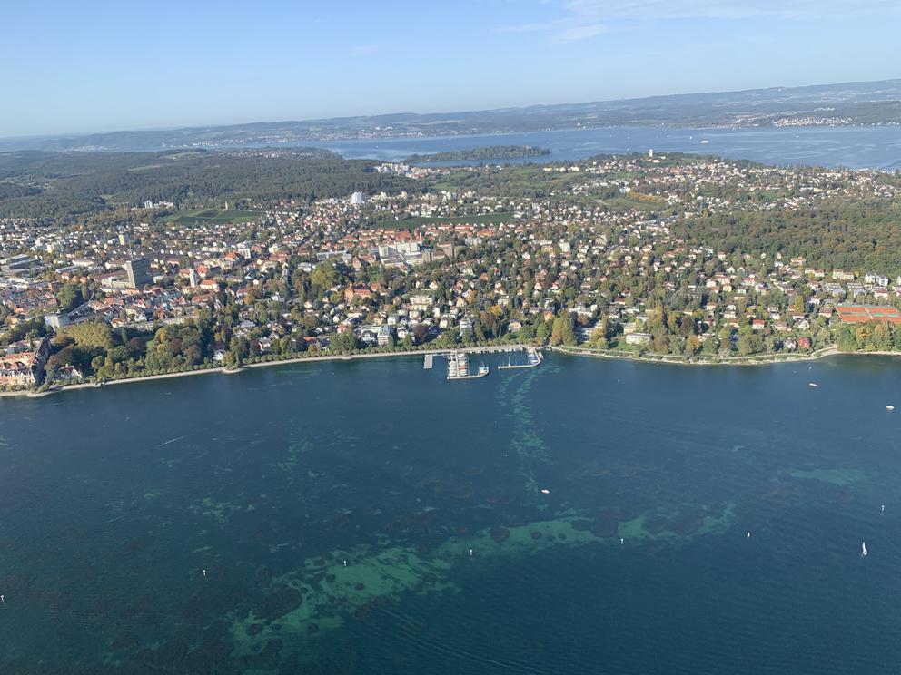 Konstanz, 12 km entfernt