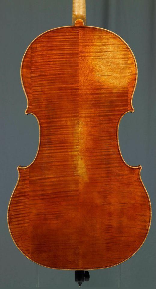 Meuwissen Cello Silver Medal Manchester 2007 © Jan Röhrmann, 2007
