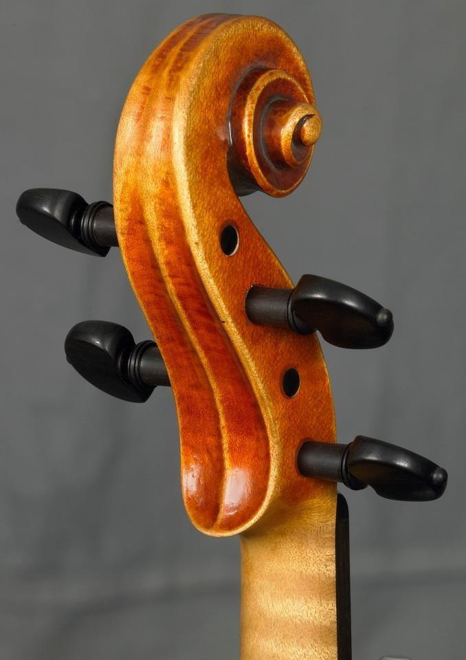 Meuwissen Violin for Vadim Repin © Jan Röhrmann, 2007