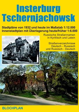 Ostpreussenreise Insterburg