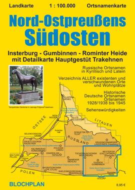 Ostpreussenreise Nord - Ostpreußens Südosten