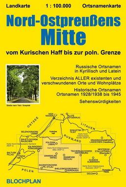 Ostpreussenreise Nord - Ostpreußens Mitte