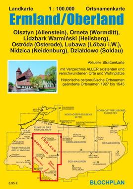 Ostpreussenreise Ermland / Oberland