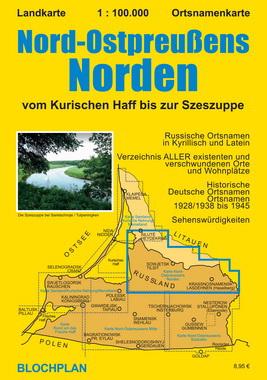 Ostpreussenreise Nord - Ostpreußens Norden