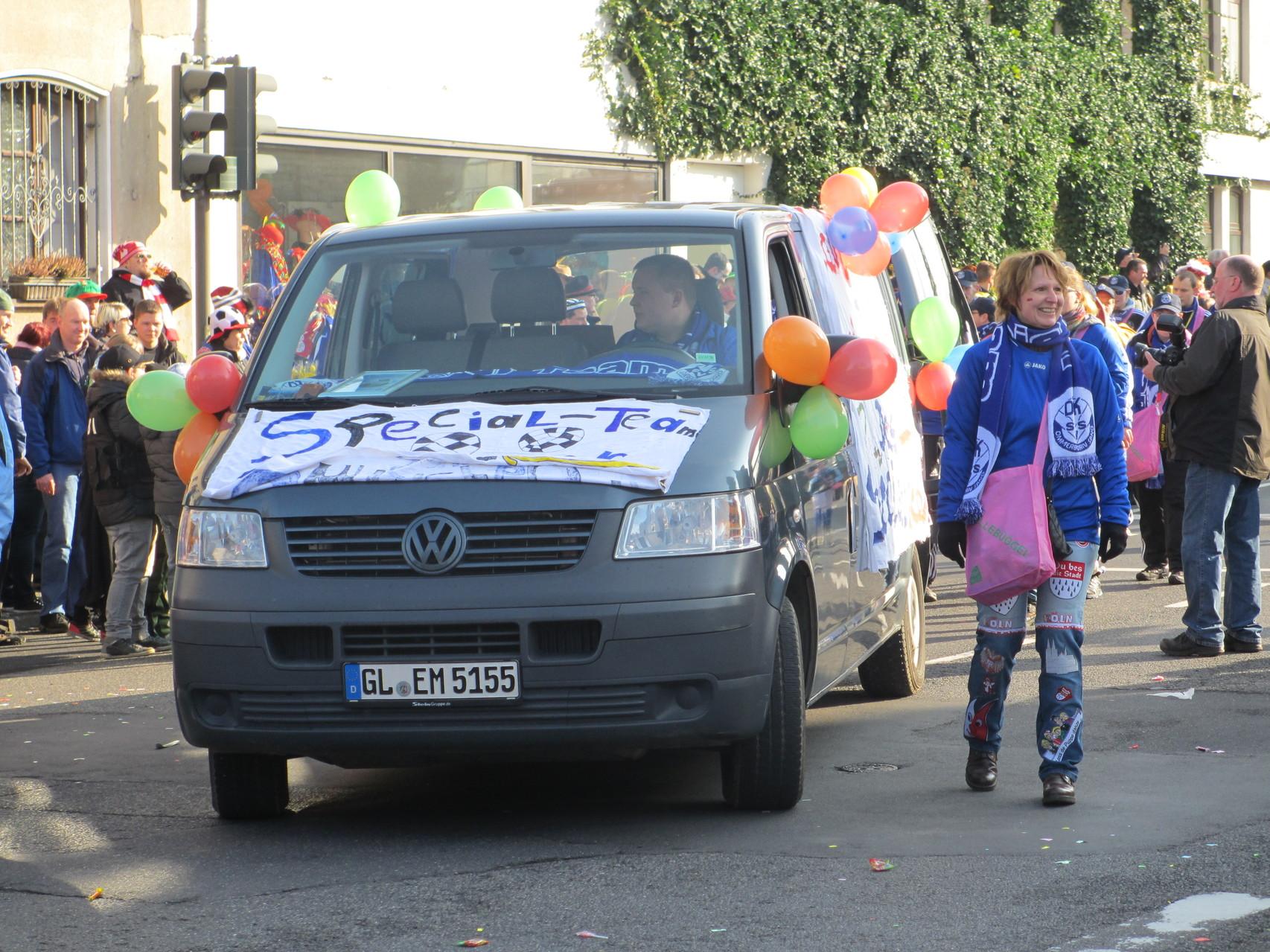 Karnevalszug 2014
