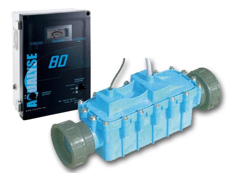Aqualyse 80 ou 120 Stérilisateur Corelec