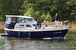 Courier 970 Millenium czarter yachtu mazury