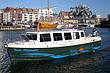 Vistula Cruiser 30, czarter yachtów jachtów, łódz motorowe, pętla żuław