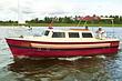 Łódka Motorowa WEEKEND 820 MEGAMINI, Mazury, Polska