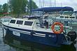 Weekend 820, Jacht, Czarter, Mazury