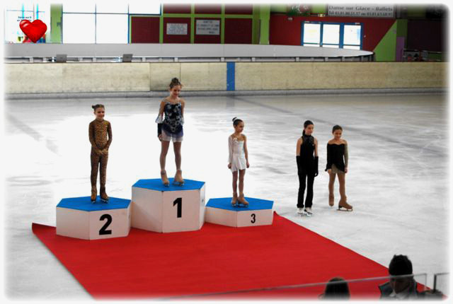 Podium - Lauriane Rey
