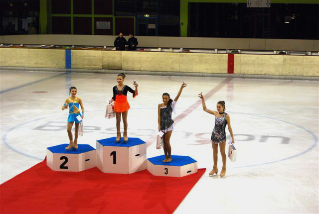 Podium - Estelle Bourson