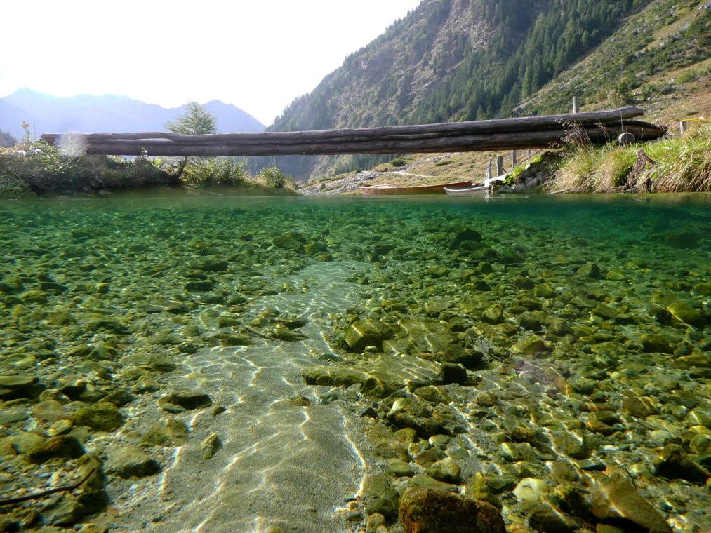 Zufluss Riesachsee