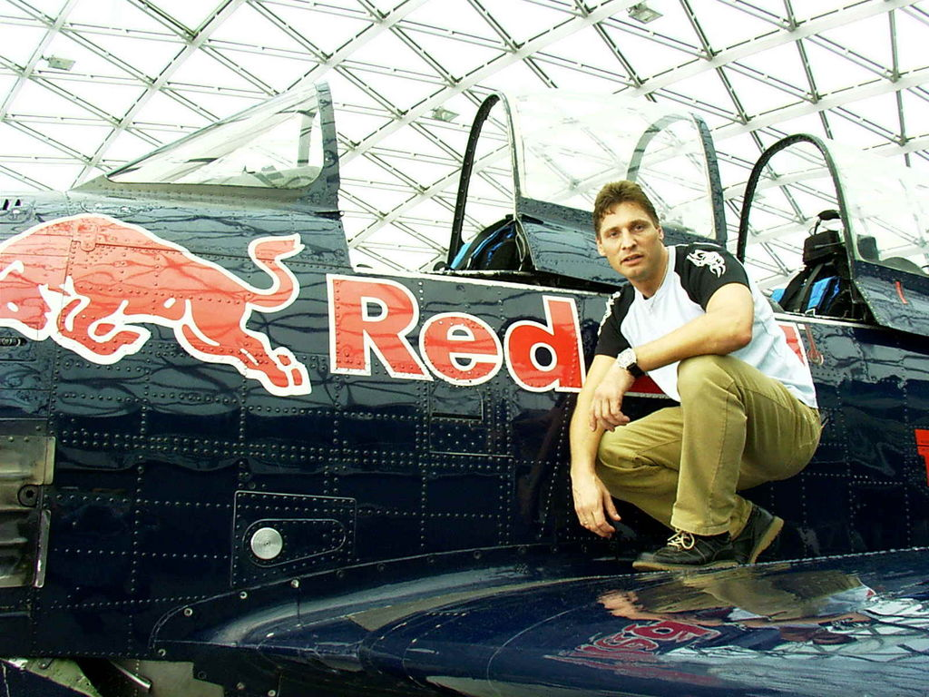 Besuch bei Red Bull