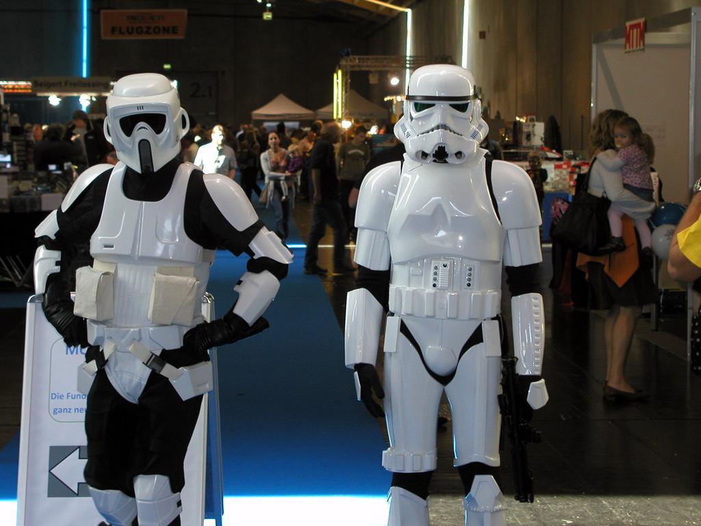 501 Legion von Star Wars in Salzburg 2010