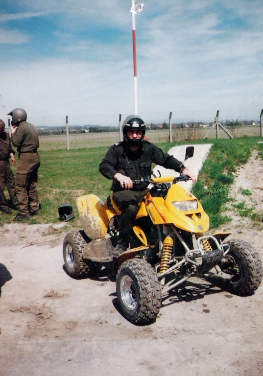 Quad 650ccm Rotax