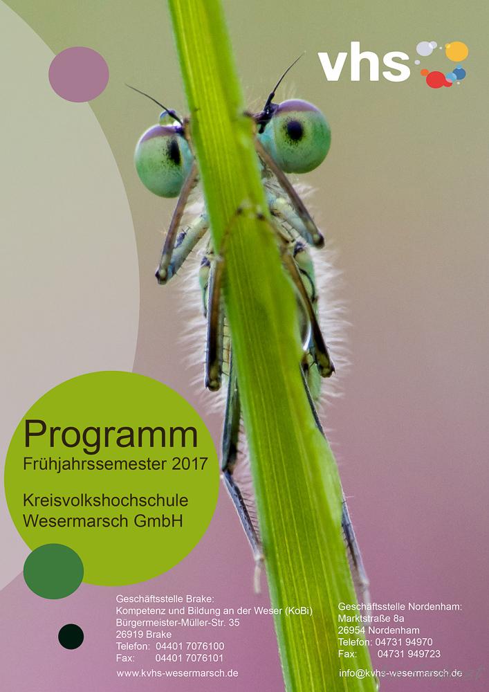 KVHS-Wesermarsch Programmheft FS 2017