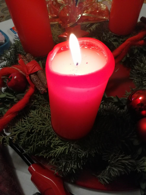 Weihnachten kann kommen und …